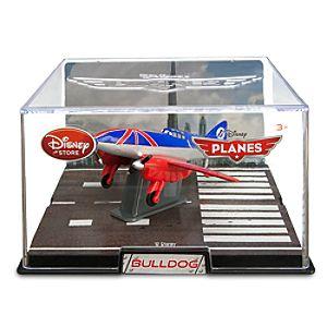 Bulldog Die Cast Plane - Planes