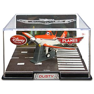 Dusty Die Cast Plane - Planes