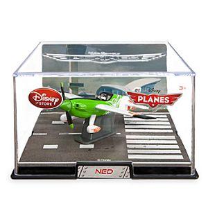 Ned Die Cast Plane - Planes