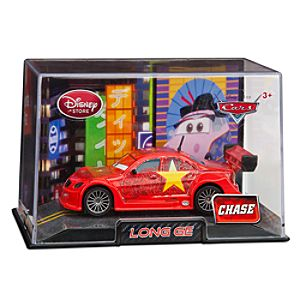 Long Ge Die Cast Car - Cars 2 - Chase Edition
