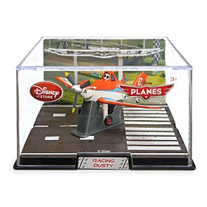 Racing Dusty Die Cast Plane - Planes
