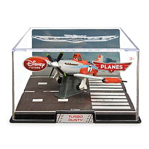 Turbo Dusty Die Cast Plane - Planes