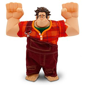 Wreck-It Ralph Talking Action Figure