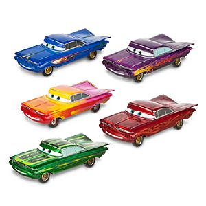 Ramone-O-Rama Die Cast Vehicle Set