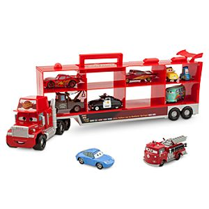 Cars Mack Die Cast Carrier Ultimate Gift Set