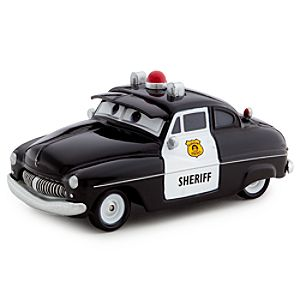 Sheriff Die Cast Car - Cars 2