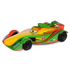 Rip Clutchgoneski Die Cast Car - Cars 2