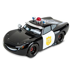 Lightning McQueen Police Die Cast Car - Chase Edition