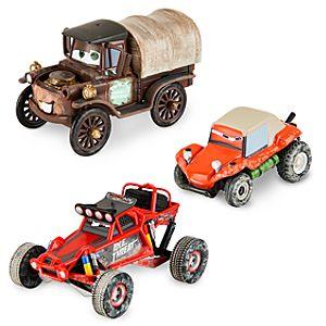 Mater Off Road Series Die Cast Set