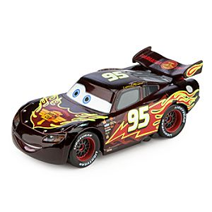 Lightning McQueen Neon Die Cast Car - Chase Edition