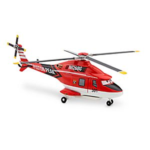 Blade Ranger Deluxe Die Cast Helicopter - Planes: Fire & Rescue