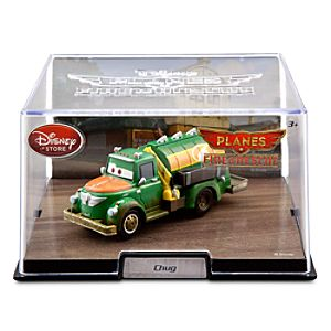 Chug Die Cast Vehicle - Planes: Fire & Rescue