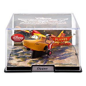 Lil Dipper Die Cast Plane - Planes: Fire & Rescue
