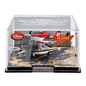 Fire Dusty Die Cast Plane - Planes: Fire & Rescue