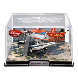 Pontoon Dusty Die Cast Plane - Planes: Fire & Rescue