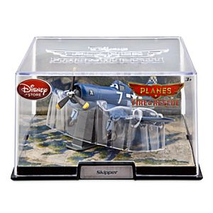Skipper Die Cast Plane - Planes: Fire & Rescue