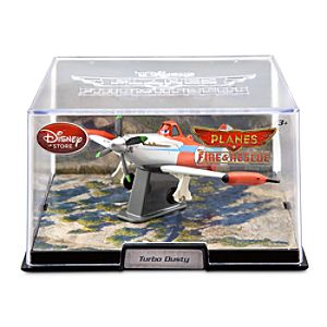 Turbo Dusty Die Cast Plane - Planes: Fire & Rescue
