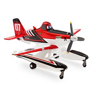 Firefighter Dusty Die Cast Plane - Planes: Fire & Rescue