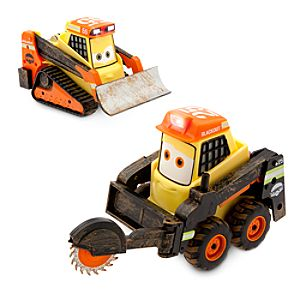Planes: Fire & Rescue Talking Avalanche and Blackout Vehicles