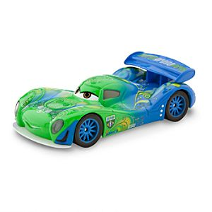 Carla Veloso Die Cast Car - Cars 2