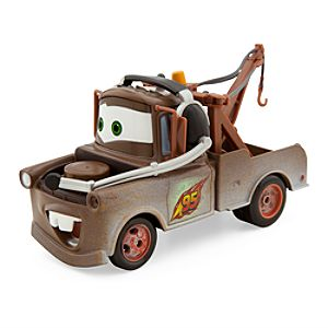 Mater Die Cast Car - Cars 2