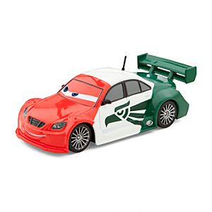 Memo Rojas Jr. Die Cast Car - Cars 2