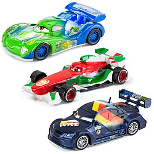 Cars Neon Light-Up Die Cast Set 2