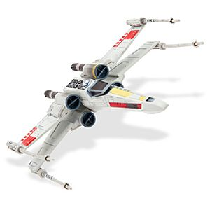 Star Wars X-Wing Fighter Die Cast Vehicle
