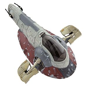 Star Wars Slave I Die Cast Vehicle