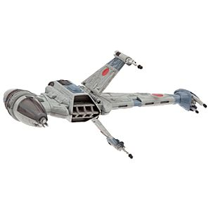Star Wars B-Wing Die Cast Vehicle