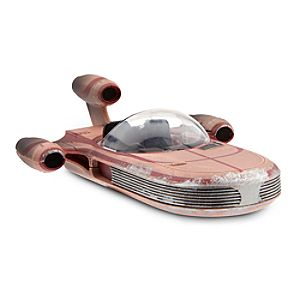 Star Wars Landspeeder Die Cast Vehicle