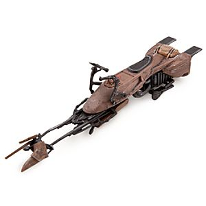 Star Wars Speeder Bike Die Cast Vehicle