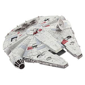 Star Wars Millennium Falcon Die Cast Vehicle
