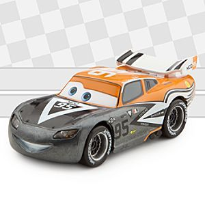 Lightning McQueen Aviator Die Cast Car 1:43 - Artist Series