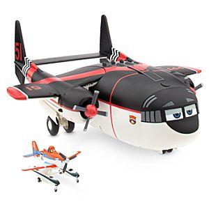 Cabbie Die Cast Carrier - Planes: Fire & Rescue