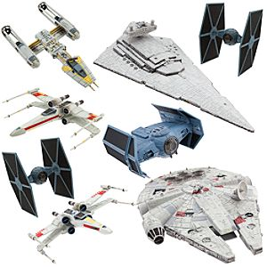 Star Wars Ultimate Die Cast Vehicle Set