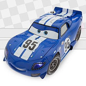Lightning McQueen MQGT Custom Die Cast Car 1:18 - Artist Series