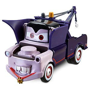 Dracula Mater Cars 2 Die Cast Car