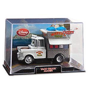 Taco Truck Mater Cars 2 Die Cast Car