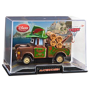 Materhosen Cars 2 Die Cast Car