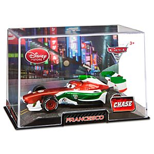 Francesco Bernoulli Cars 2 Die Cast Car -- Chase Edition