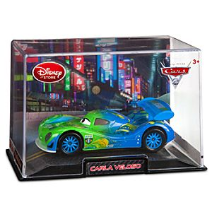 Carla Veloso Cars 2 Die Cast Car