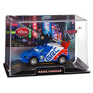 Raoul ÇaRoule Cars 2 Die Cast Car