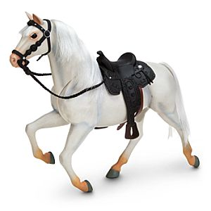 Silver Deluxe Action Figure - The Lone Ranger - 10 1/2