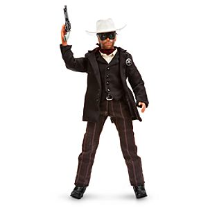 The Lone Ranger Deluxe Action Figure - 12