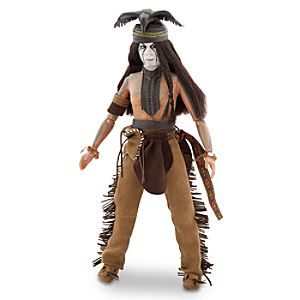 Tonto Deluxe Action Figure - 12 - The Lone Ranger