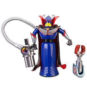 Toy Story Zurg Action Figure with Build Sparks Part
