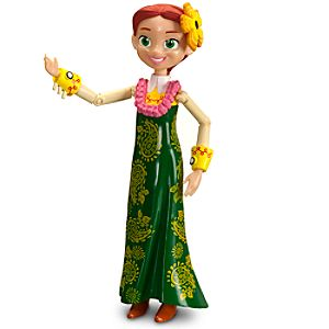 Toy Story Hawaiian Vacation Jessie Action Figure -- 6 H -- With Build Trixie Part