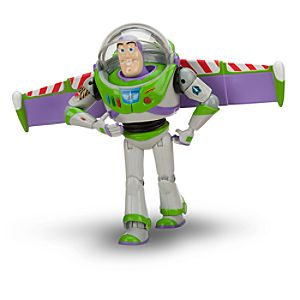 Buzz Lightyear Action Figure - 6 - With Build Chunk Part