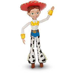 Toy Story Jessie Action Figure -- 6 H - With Build RC Part